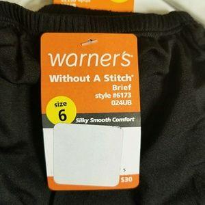 ce87fbb8828e0 Werners Intimates   Sleepwear - Warners Without a Stitch Comfort Panty  Bundle  120